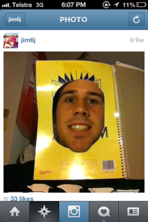 James Jordan - Creator of Facebook